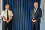 With James Vaughan - Chief Constable - Aug 2020